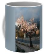 Luminous Almond Tree Coffee Mug