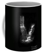 Luminous Waters Iv Coffee Mug