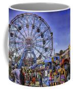 Luna Park 2013 - Coney Island - Brooklyn - New York Coffee Mug