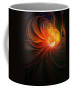 Lunar Lotus Coffee Mug