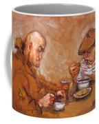 Lunchtime At Tim  Coffee Mug