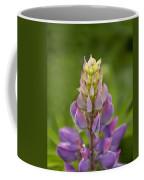 Lupine Closeup Coffee Mug