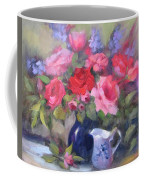Luscious Roses Coffee Mug