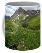 Lush Colorado Summer Landscape Coffee Mug