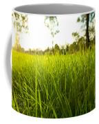 Lush Grass Coffee Mug