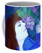 Lush Lilacs Coffee Mug