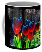 Lustrous Tulips Coffee Mug
