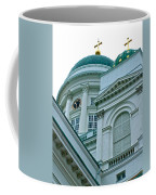 Lutheran Cathedral Of Helsinki-finland Coffee Mug