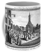 Lutheran Wedding, 1700s Coffee Mug by Granger