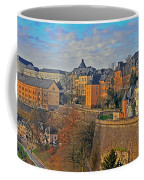 Luxembourg Fortification Coffee Mug