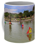 Luxembourg Gardens Paris Coffee Mug