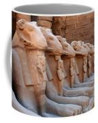 Luxor Temple 3 Coffee Mug