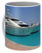 Luxury Yachts 04 Coffee Mug