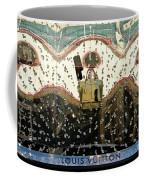Lv Gold Bag 01 Coffee Mug