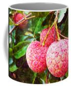Lychee Fruit  Coffee Mug