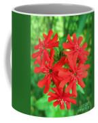 Lychnis Heart Coffee Mug
