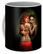 Lydia The Tattooed Lady Coffee Mug