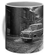 Lye Rain Storm, Ford Prefect Van - 1960's    Ref-244 Coffee Mug