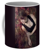 Lying Awake On A Bed Of Flowers Coffee Mug
