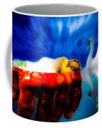 Lying In Blood Of Love Coffee Mug