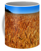 Lying In The Rye Coffee Mug by Karen Wiles