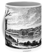 Lynchburg, Virginia, 1856 Coffee Mug