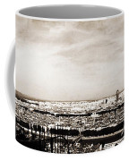 Lyon From The Basilique De Fourviere Coffee Mug