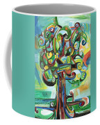 Lyrical Tree Coffee Mug