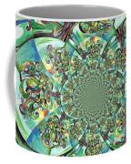 Lyrical Tree Mandela Coffee Mug