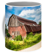 M-99 Barn Coffee Mug
