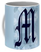 M Is For Me Coffee Mug