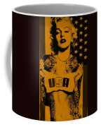 M M U S A In Orange Coffee Mug