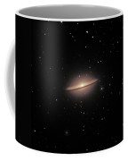 M104--the Sombrero Galaxy Coffee Mug