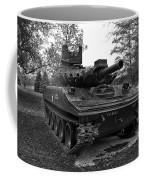 M551a1 Sheridan Tank Coffee Mug