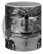 M60 Patton Tank Turret Coffee Mug