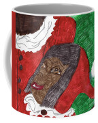 Ma Ma Do You Think He'll Bring It Coffee Mug