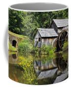 Mabry Mill In Virginia Coffee Mug