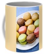 Macaroon Cookies Coffee Mug