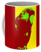 Macaw Pop Art Coffee Mug