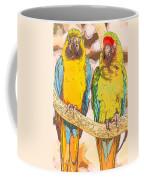 Macaws Coffee Mug
