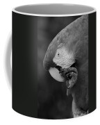 Macaws Of Color B W 18 Coffee Mug