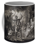 Macbeth, The Three Witches And Hecate Coffee Mug