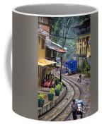 Macchu Picchu Town - Peru Coffee Mug
