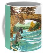 Macduff Fishing Coffee Mug