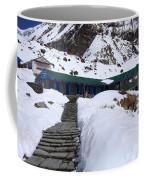 Machhapuchchhre Base Camp, Nepal  Coffee Mug