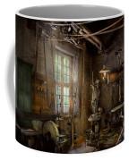 Machinist - Industrial Revolution Coffee Mug