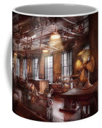 Machinist - The Fan Club Coffee Mug by Mike Savad