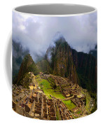 Machu Picchu Overlook Coffee Mug
