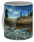 Mackenzie Point Outcrop Coffee Mug