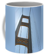 Mackinac Bridge Coffee Mug